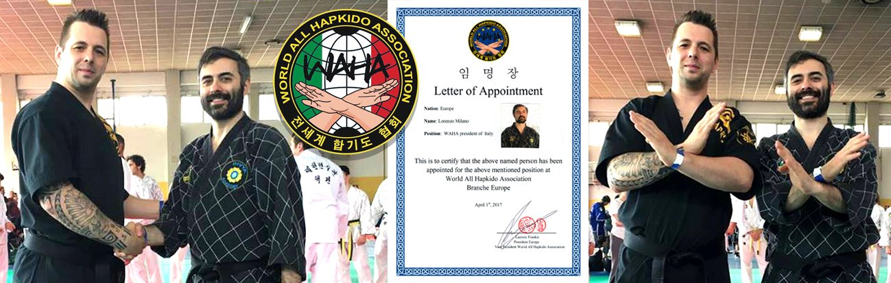 World All Hapkido Association