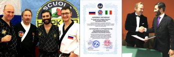 20°th EUROPEAN HAPKIDO SEMINAR