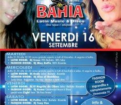 ★★★ Riapre Venerdi' 16 Settembre il Le Le Bahia / Lissone ★★★