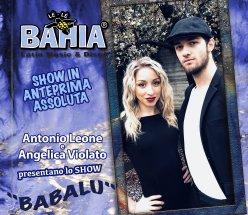 Antonio Leone e Angelica Violato in Stage + Show in Anteprima