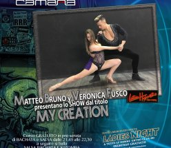Matteo Bruno y Veronica Fusco by Latin Hypnotic in Show