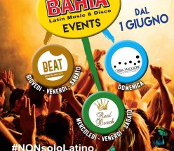 ★★★ Da Venerdì 1 Giugno Summer in Tour 2018 Le Le Bahia ★★★