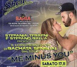 Anteprima Assoluta Stefania Terreni & Stefano Balla (SyS) in Show