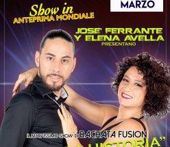 Anteprima Mondiale del Nuovo Show di Josè Ferrante&Elena Avella