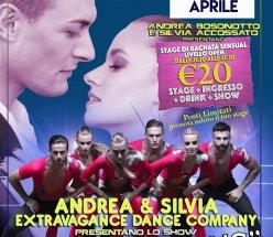 Andrea Bosonotto e Silvia Accossato Stage & Show @Le Le Bahia