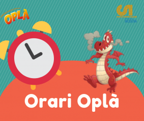 Orari Opla' 2018/2019
