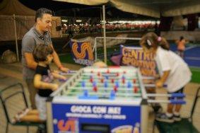Sport e divertimento alla Festa de l'Unita'