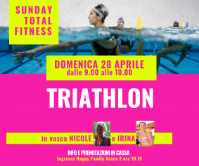 Sunday Total Fitness: TRIATHLON