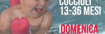 Corso Cuccioli 13-36 mesi, novità!