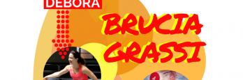 Domenica 27 maggio lezione fitness Bruciagrassi