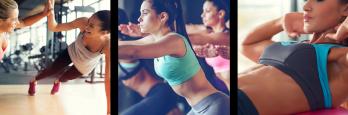 Fitness, mini lezioni a secco