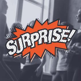 Surprise! (NEW)