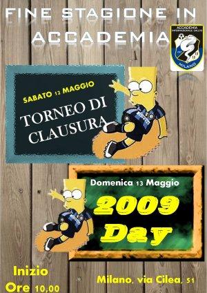 Torneo Clausura e 2009 Day