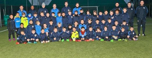 ALLENAMENTI A CURA DELLO STAFF F.C. INTER