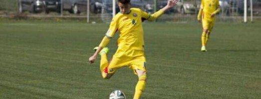 Samuel Zimta convocato con la nazionale rumena