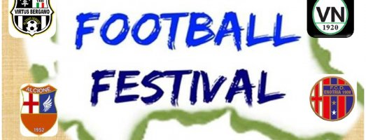 X LOMBARDIA FOOTBALL FESTIVAL