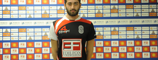 Sconfitta netta a Spoleto : 3 - 0
