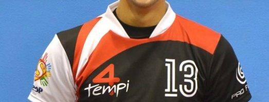 Andrea Tomasi promosso in prima squadra