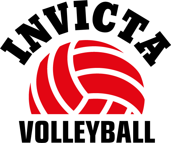 foto nuovo logo invicta volleyball. Black Bedroom Furniture Sets. Home Design Ideas
