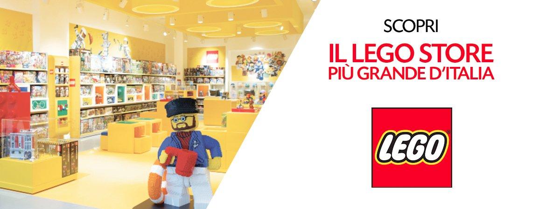 Lego Store arriva a Oriocenter
