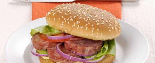Cotechino Burger