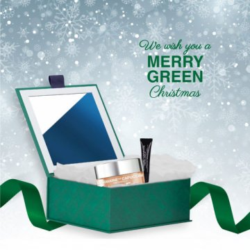 MERRY GREEN CHRISTMAS