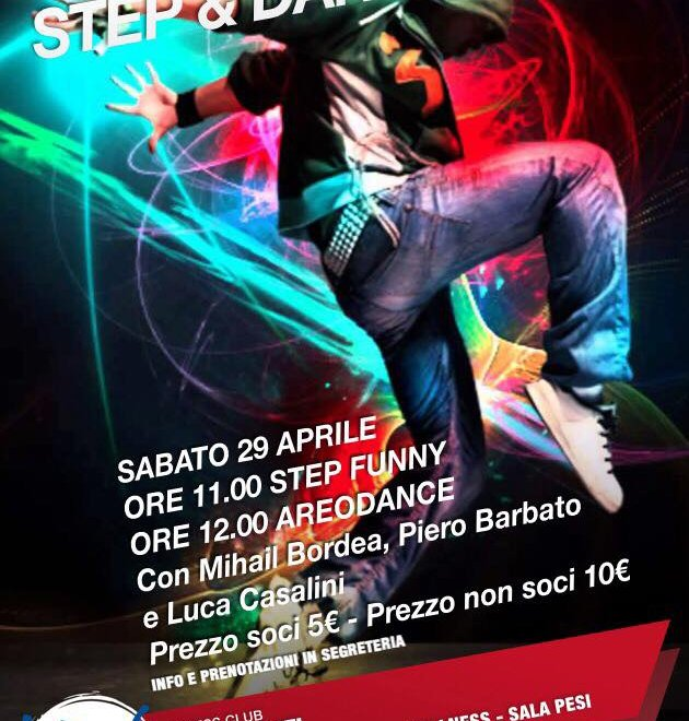 Step & Dance Masterclass