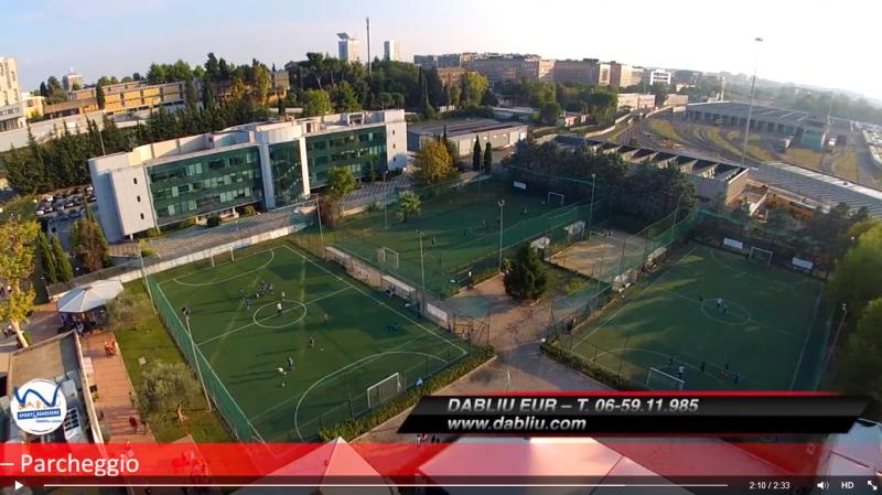 Campi Da Tennis Roma.Dabliu Eur