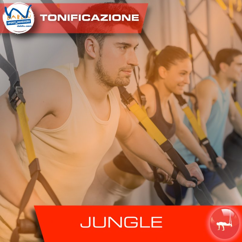 JUNGLE TRX