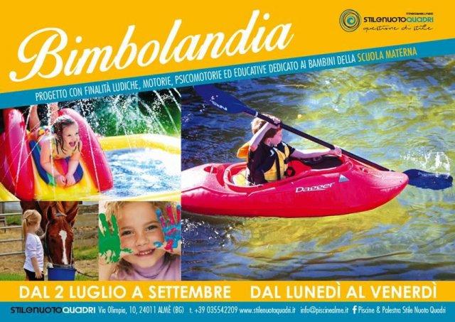 Bimbolandia Cre Almè Bergamo Bambini materna