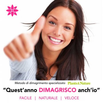 Quest'anno DIMAGRISCO anch'io