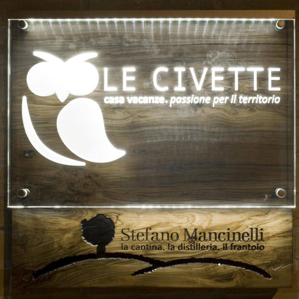 Pernottamento, Colazione, Spa, Degustazione 69€ | Le Civette | Morro d'Alba, Via Morganti, 60 | Tel. 3295920623 | Offerta valida fino al 30/11/17