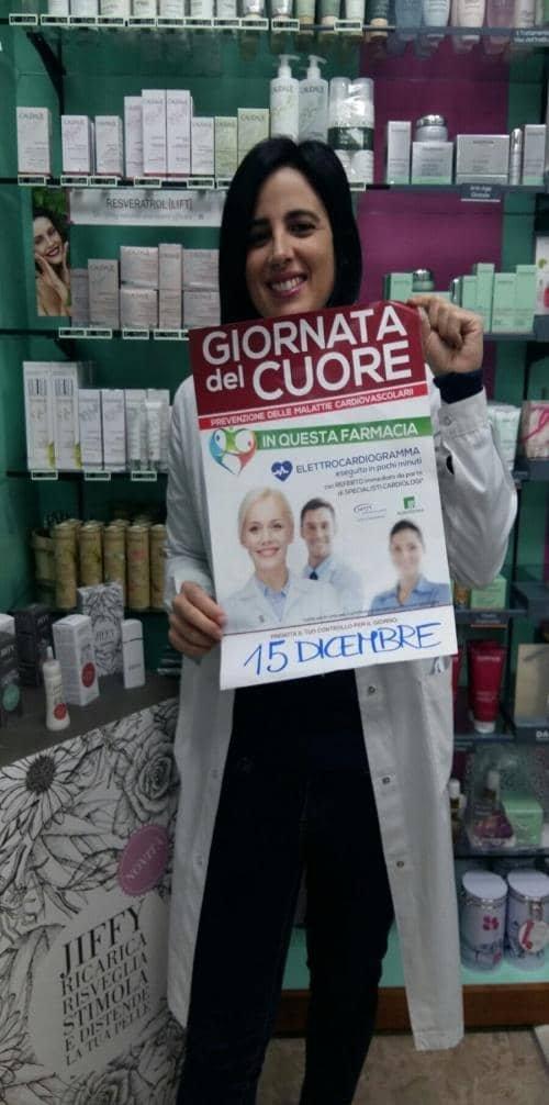 Giornata del Cuore | Farmacia degli Angeli | Angeli di Rosora, Via Roma, 101 | Tel. 0731812338 | Offerta valida fino al 15/12/17