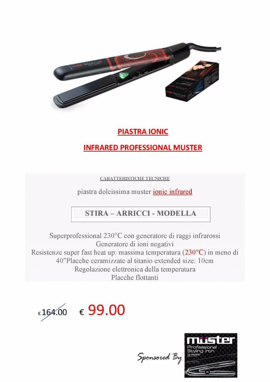 Sconto 40% Piastra Ionic | Equipe Hair - Vitalizza Institute | Jesi, Via Garibaldi, 41 | Tel. 3286812986 | Offerta valida fino al 20/12/17