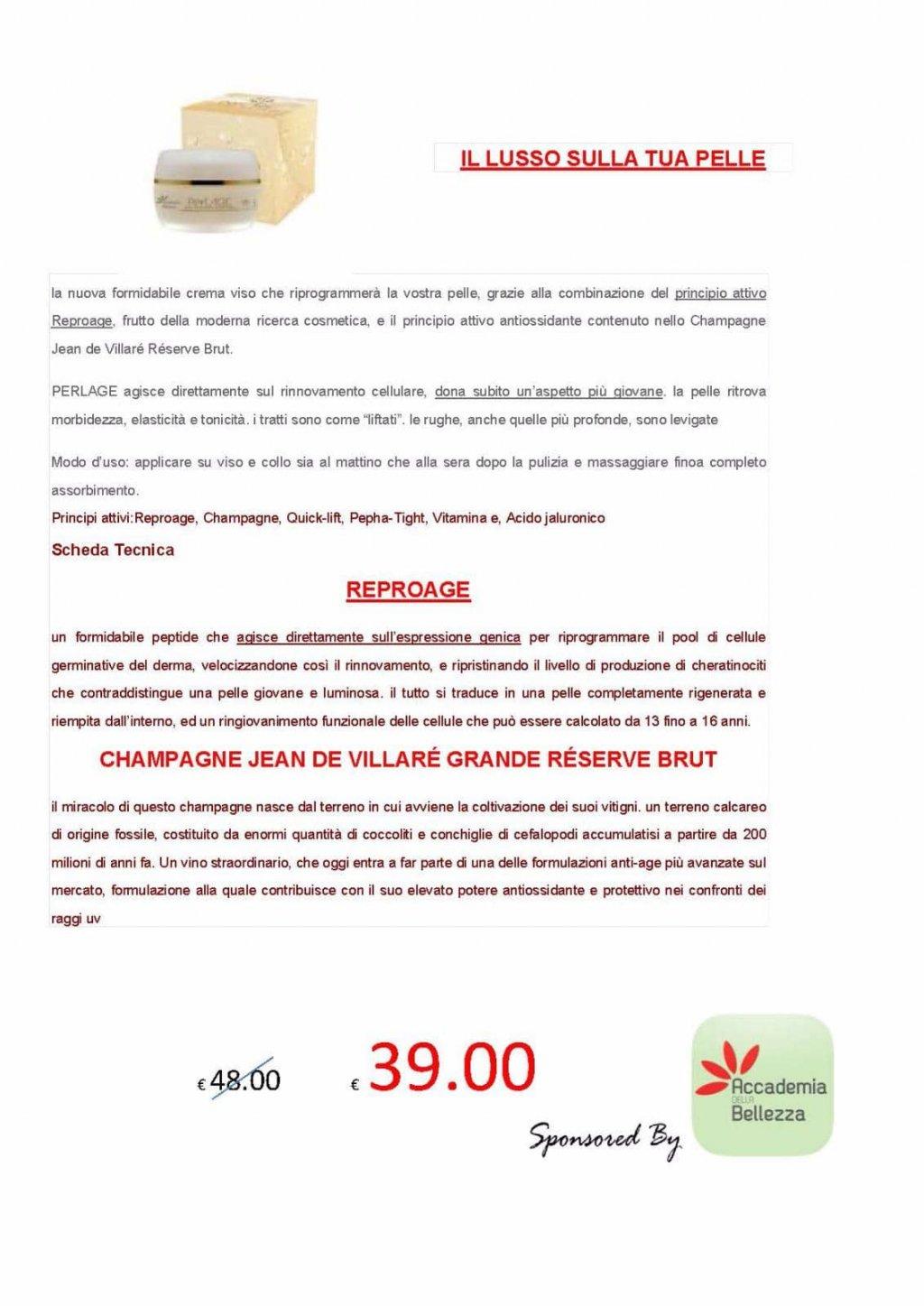 Sconto 20% Perlage | Equipe Hair - Vitalizza Institute | Jesi, Via Garibaldi, 41 | Tel. 3286812986 | Offerta valida fino al 20/12/17