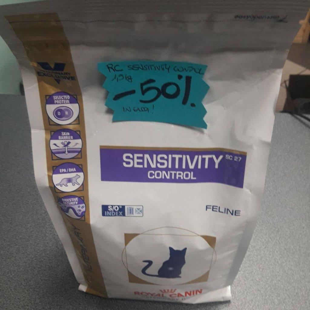 Sconto 50% Sensitivity Control | La Tana di Cora | Jesi, Via Bellagamba, 2 | Tel. 0731211472