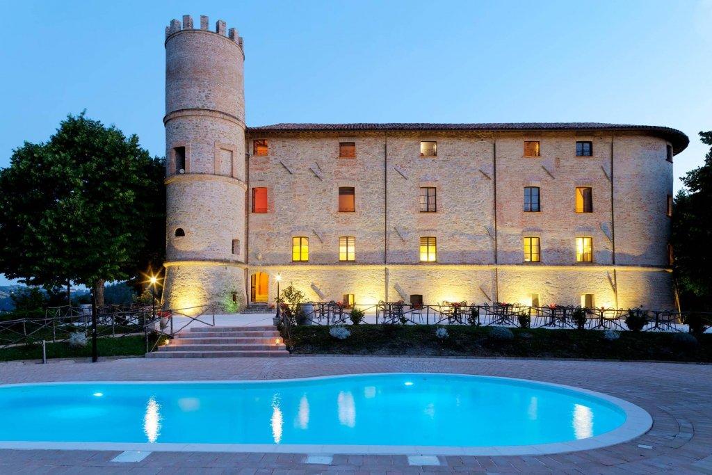 Promozioni - Sconto 27% Soggiorno + Mezza Pensione + SPA | Castello ...