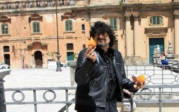 Alessandro Borghese: esco pazzo per lo street food siciliano