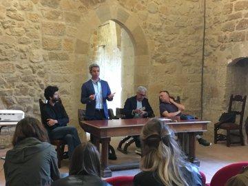 Da Torino a Salemi per studiare il recupero del centro storico Studenti del Politecnico ospiti per un workshop in città
