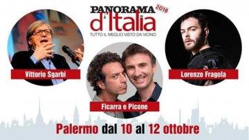 Vittorio Sgarbi, Ficarra e Picone, Lorenzo Fragola e tanti altri ospiti dal 10 al 12 ottobre in giro per la città .