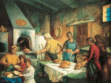 Opere di Gianbecchina in mostra al castello di Salemi Inaugurazione il 19 ottobre, l'indomani convegno con Turano