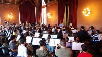 La Massimo Kids Orchestra cerca musicisti: ecco come candidarsi La Massimo Kids Orchestra cerca musicisti: selezioni al via