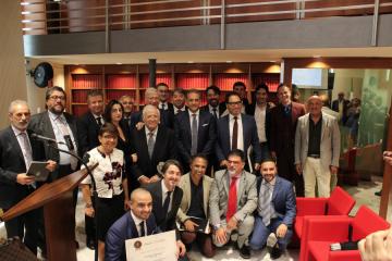 Tre siciliani fra le eccellenze italiane premiate alla Camera dei Deputati