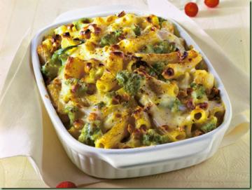 Pasta con i Broccoli alla trapanese