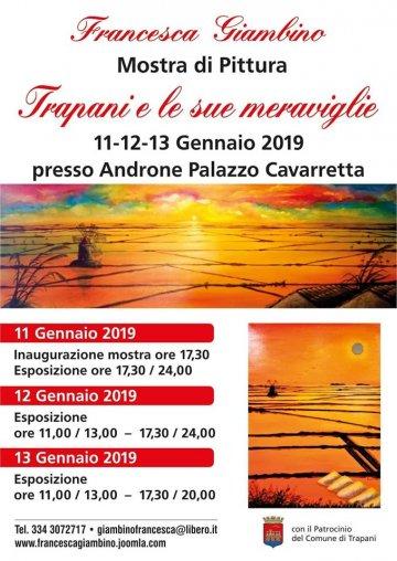 A Palazzo Cavarretta la mostra