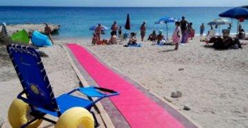 """Mare senza barriere, a Siracusa e provincia 32 spiagge """"accessibili per tutti"""""""