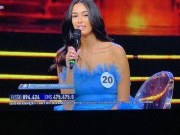 Miss Italia, la siciliana Serena Petralia è seconda
