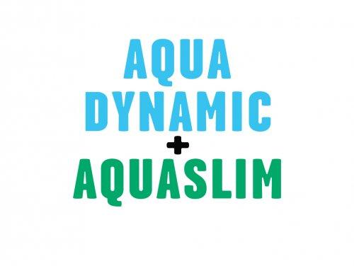 AQUADYNAMIC+       AQUASLIM