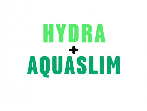 HYDRA+AQUASLIM