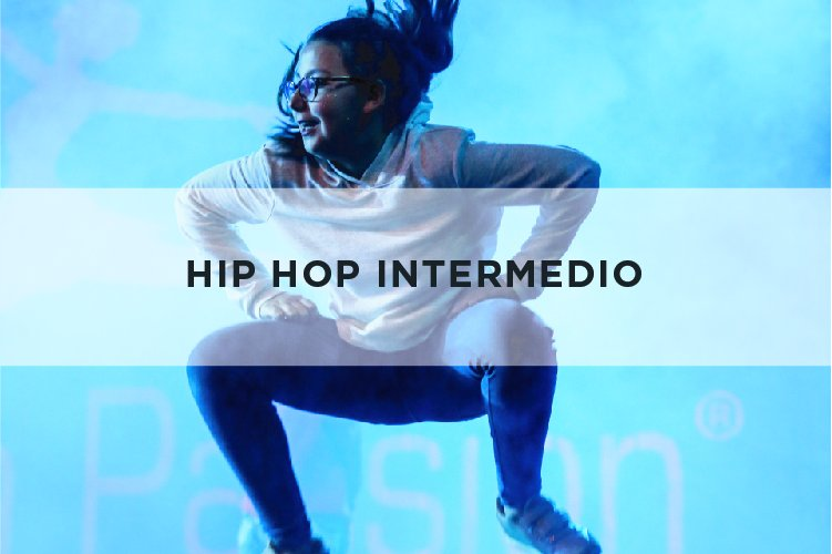 HIPHOP INTERMEDIO